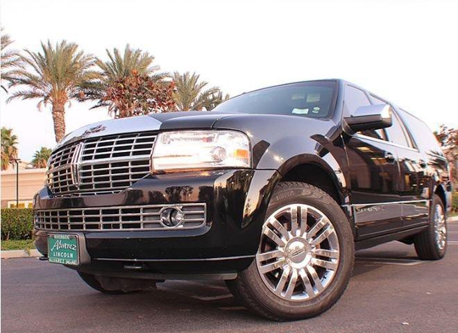 Luxury SUV Transport Ontario