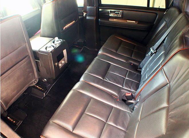 Luxury SUV Airport Service Ontario