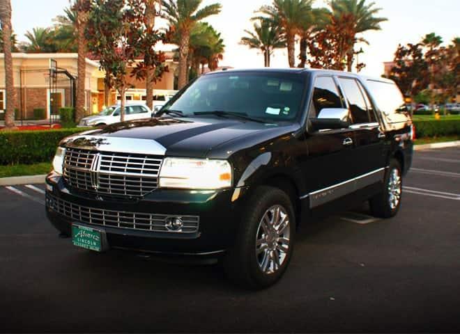 Ontario Luxury SUV Transport