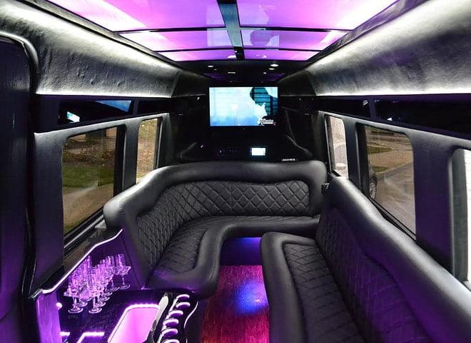 Mercedes Sprinter Limousine Ontario