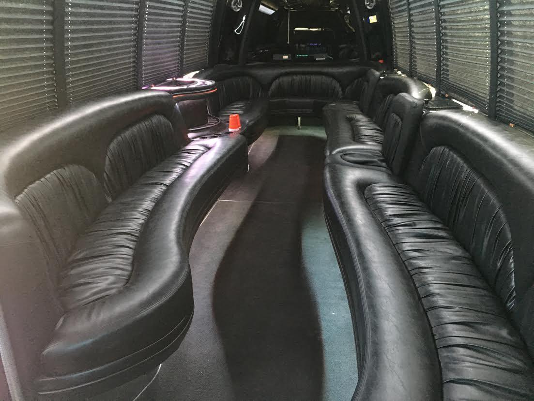 Ontario Mini Coach Transportation