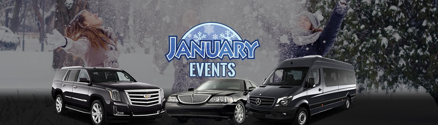 January 2018 Events and Happenings in Ontario, California