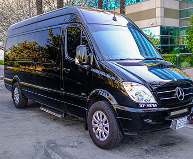 MERCEDES BENZ SPRINTER LUXURY