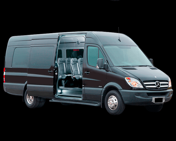 Sprinter Shuttle van